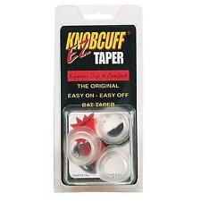 Markwort Knob Cuff Taper Grip-pack of 3 Clear