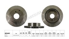 Disc Brake Rotor fits 2006-2009 Mitsubishi Eclipse Galant  BEST BRAKES USA