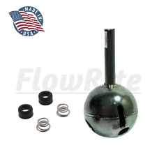 FlowRite Replacement For Delta Rp70 Stainless Ball Stem + Rp4993