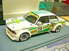 BMW E21 323i Gr.2 Youngtimer Trophy Munhowen Moutarde #220 2012  NEO Resin 1:43
