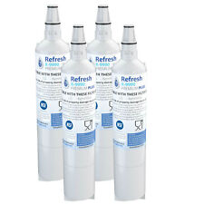 Refresh Replacement Water Filter - Fits LG LFX25961SB Refrigerators (4 Pack)