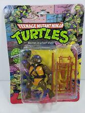 Teenage Mutant Ninja Turtles TMNT 1988 Donatello 10 Back PlayMates MOC