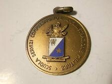 MEDAGLIA E.I. SCUOLA SERVIZI COMMISSARIATO E AMMINISTRAZIONE MILITARE   (CIG)