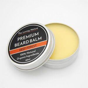 Cedarwood & Vetiver Beard Balm - Premium Quality, Natural & Organic Beard Balm
