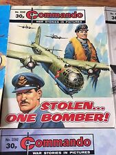 Commando comics book - Issue number 2248, war stories comic books in pictures