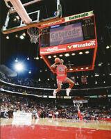 NBA Basketball Michael Jordan Dunk Contest Photo Picture Print