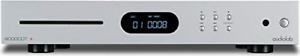 Audiolab 6000CDT Dedicated CD Transport with Remote - Silver