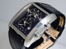 Raymond Weil Don Giovanni Cosi Grande Dual Time GMT 2888-STA-20001 $3,500 NIB