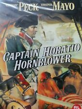 Captain Horatio Hornblower DVD SEALED Dutch import