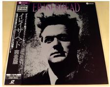 David Lynch Eraser Head Complete Edition Laser disc japan W/OBI