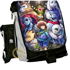Undertale Sans/Papyrus Skeleton Backpack Laptop Bag Harajuku Bag Cosplay#58-H70