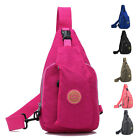 Unisex Sling Hiking Chest Bags Waterproof Shoulder Messenger Unbalance Backpack