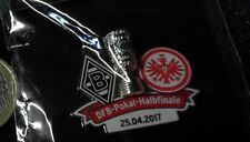 Eintracht Frankfurt SGE Borussia Mönchengladbach DFB Pokal Match Pin Badge