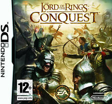 The Lord Of The Rings Conquest Nintendo DS Game