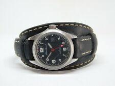 Eddie Bauer Genuine Leather Quartz Analog Ladies Watch