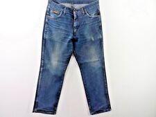 WRANGLER Texas Regular fit Mens Jeans Blue W34 L30 Good SKU M388