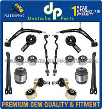 FRONT + REAR CONTROL ARMS BALL JOINTS TIE RODS for BMW 3 E36 SUSPENSION KIT 16