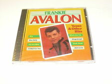 "FRANKIE AVALON ""VENUS & OTHER HITS"" CD CEDE SEALED"