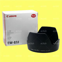 Genuine Canon EW-83J Len Hood for EF-S 17-55mm f/2.8 IS USM