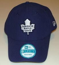 Toronto Maple Leafs logotipo Cap Hat osfm Nhl Hockey la Liga Ajustable Nueva Era