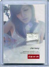JAPANESE IDOL Rei Yoshii COSTUME SWATCH CARD 93/300