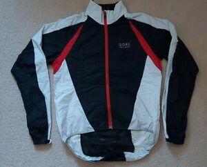 Gore Bike Wear Windstopper Active Shell Jacket Size Medium