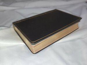 Bibel Luther 1925 Taschenausgabe Leder Goldschnitt Heilige Schrift Berlin