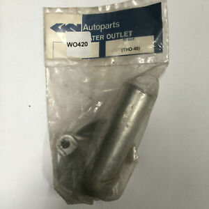 Thermostat Water Outlet FOR Hyundai Excel X1 1986-1989 G4AJ WO420 CKN