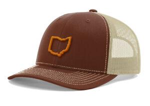 Ohio Team Pride Snapback Richardson Trucker Hat