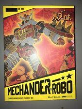 5PRO studio × Blitzway CARBOTIX Series MECHANDER ROBO Japanese Robot Chogokin