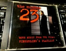 More Music From The Film Soundtrack The Number 23 Fingerlings Playlist CD Korn