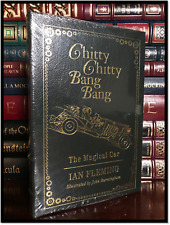 Chitty Chitty Bang Bang by Ian Fleming New Sealed Easton Press Leather Bound