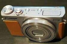 Canon PowerShot G9 X Mark II 20.1MP Wi-Fi Digital Camera - Silver