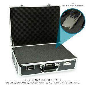 Photographic Professional Hard Case For Canon XA15 XA11 Vixia HF G21