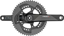 SRAM Red BB30/BB386 172.5mm Crankset 50-34 Chainrings Bearings NOT