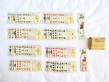 Mini Jeux 54 Cartes Patience - Schmid Munchner Spielkarten