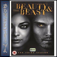 Beauty and The Beast Complete Third Season 3 DVD 4 Discs R4