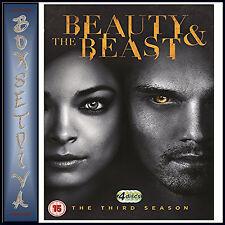 BEAUTY AND THE BEAST - COMPLETE SEASON 3- THIRD SEASON *BRAND NEW DVD***
