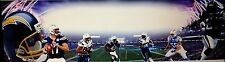 """""""SPORTS"""" """" SAN DIEGO CHARGERS"""", ART/POSTER /BANNER/PICTURE  30X8.5"""""""