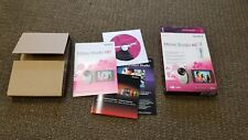 Sony Movie Studio HD Version 9, Disc plus software key, inserts and original box