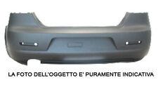 PARAURTI POSTERIORE FIAT PANDA DAL 2003 - NERO