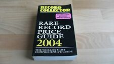 RECORD COLLECTOR RARE RECORD PRICE GUIDE 2004 (1536 PAGES !)