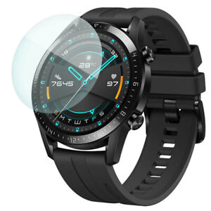 StrapsCo Tempered Film Smartwatch Screen Protector for Huawei Watch GT 2