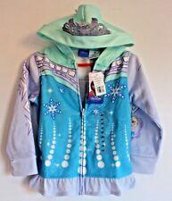 Disney Frozen-themed kid's zip up jumper