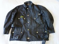 barbour international original wax jacket