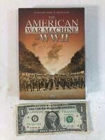 The American War Machine Of World War II (Collector's Edition) - 5 Disc DVD Set