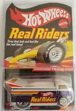 Hot Wheels RLC Real Riders VW Volkswagen Drag Truck with Real Riders & protector