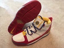 meet 1e47f 1ffe0 Nike Lebron 3 Red Superman PE Sz 11 Nike Sample Lebron Player Exclusive Nike  PE