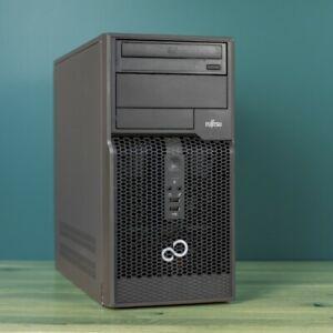 Komplett PC Computer Fujitsu Esprimo P510 E85+ Intel G640 CPU 2.80GHz 4GB Intel