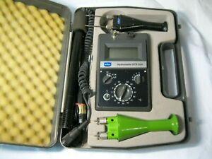 Gann Elektronik Feuchtemesser Hydromette HTR 300 mit Zubehör im Koffer